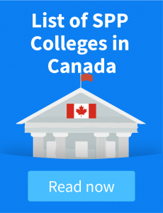 List of SPP Colleges in Canada