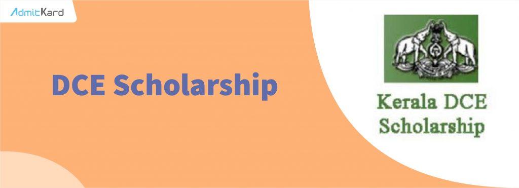 DCE Scholarship